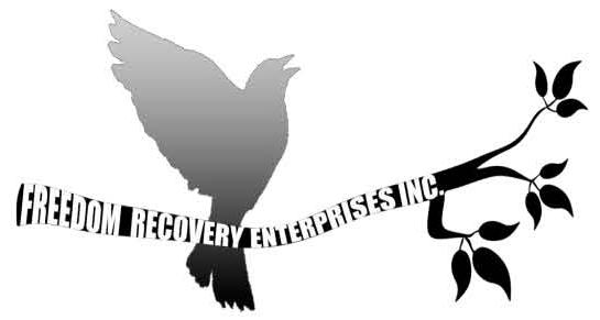 Freedom Recovery Enterprises logo words